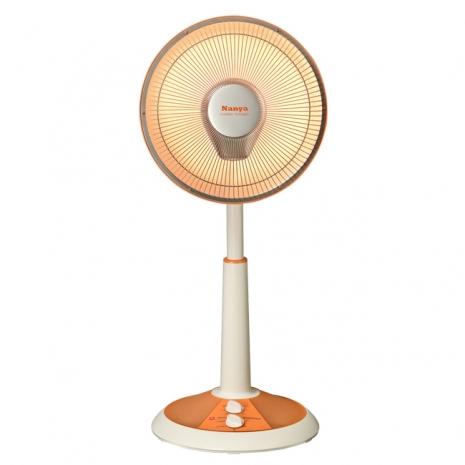 【南亞】12吋桌立兩用碳素電暖器 TAN-912TH