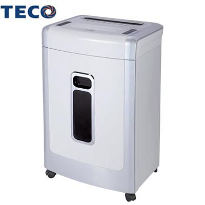 【TECO東元】8張A4極短碎狀碎紙機 XYFOS9680