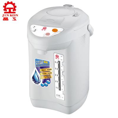 晶工牌4.0L電動熱水瓶 JK-8540