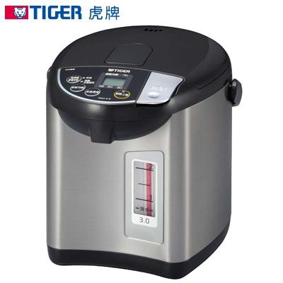 TIGER虎牌3.0L微電腦大按鈕熱水瓶 PDU-A30R