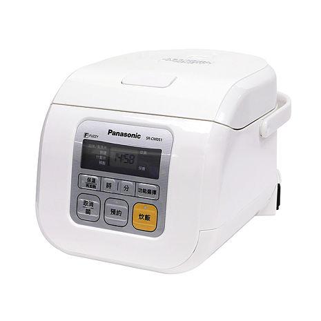 Panasonic國際牌3人份微電腦電子鍋 SR-CM051