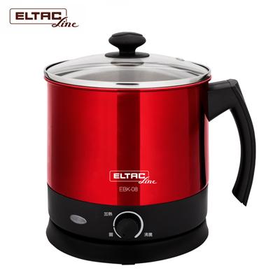 ELTAC歐頓2.2公升不鏽鋼美食鍋 EBK-08