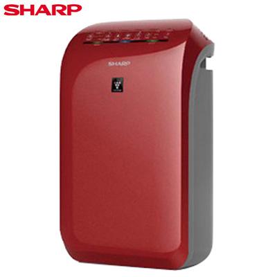 SHARP夏普自動除菌離子空氣清淨機(紅) FU-D50T-R