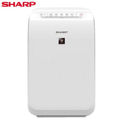 SHARP夏普自動除菌離子空氣清淨機(白) FU-D50T-W