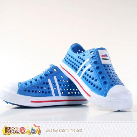 魔法Baby~男童鞋 超輕量兒童水陸兩用輕便鞋~SH4369