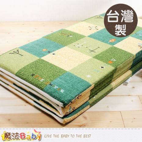 魔法Baby~台灣製單人3x6尺4折透氣床墊~U2104