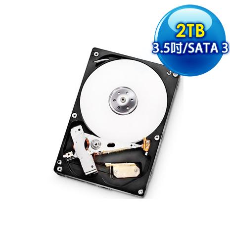 Toshiba東芝 2TB 32M 3.5吋 SATA3影音監控硬碟(DT01ABA200V)
