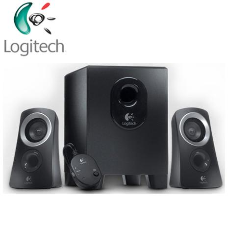 羅技 Z313 三件式音箱系統