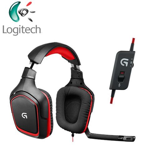 羅技 G230 遊戲雙耳麥