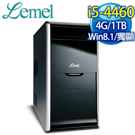 Lemel 風雲雅仕 I5 四核燒錄電腦 (LX3-FUB446-4S1T65E)