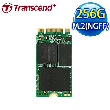 Transcend 創見 MTS400 256G M.2(NGFF) SSD 固態硬碟