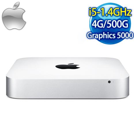 Apple Mac mini MGEM2TA/A (i5/500G/4G/Intel HD Graphics 5000/OS X Yosemite)