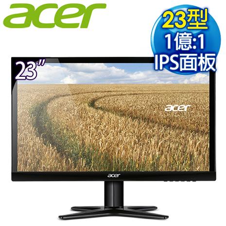 Acer 宏碁 G237HL 23型 LED背光 高對比液晶螢幕