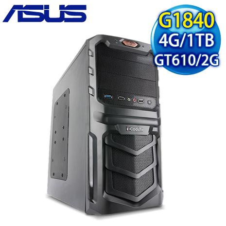 華碩B85平台【破風行者】雙核高效獨顯電腦