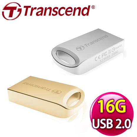Transcend 創見 JF510 16G 隨身碟《雙色任選》