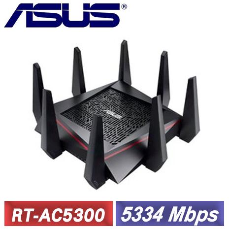 ASUS 華碩 RT-AC5300 三頻無線分享器
