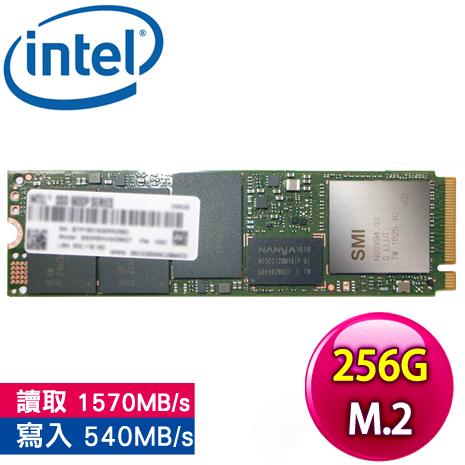 Intel 600P 256G M.2 SSD 固態硬碟