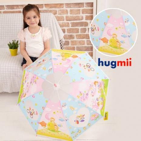 【Hugmii】童話系列造型兒童雨傘_粉色-特賣