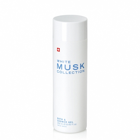 Musk Collection 瑞士 經典白麝香保濕沐浴露(250ml)