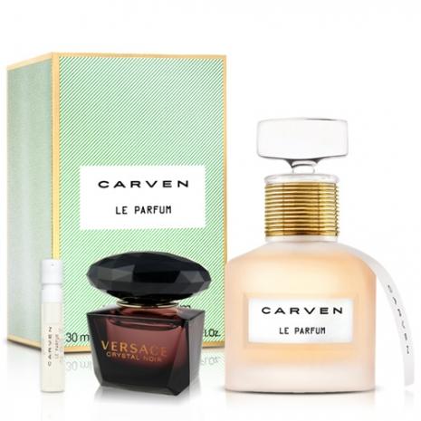 CARVEN 同名女性淡香精(30ml)-送小香&針管