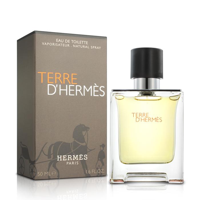 HERMES 愛馬仕 Terre DHermes 大地男性淡香水(50ml)