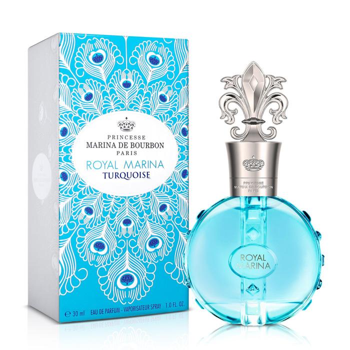 Marina de bourbon 皇家璀璨藍寶石淡香精(30ml)-送品牌小香