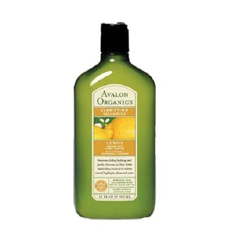 Avalon 愛芙蓉有機檸檬潔淨清新洗髮精325ml