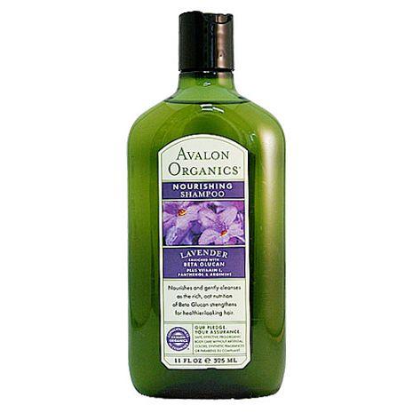 Avalon 愛芙蓉有機薰衣草滋養調理洗髮精325ml