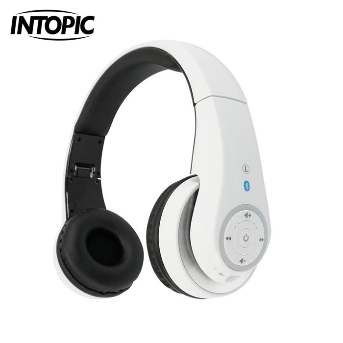 [INTOPIC廣鼎] 藍芽無線頭戴式耳機麥克風 JAZZ-BT950