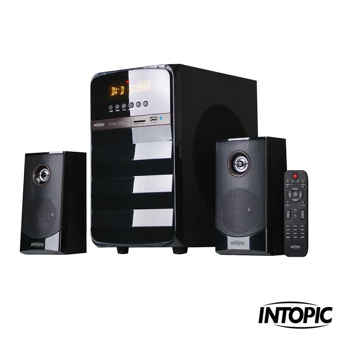 INTOPIC 廣鼎- 2.1聲道藍牙多媒體音箱 SP-HM-BT860