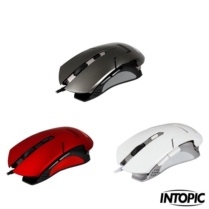 【INTOPIC】飛碟光學鼠 MSG-083