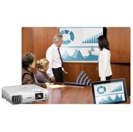EPSON EB-955W 寬銀幕16:10商業簡報機4合一畫面投影 WXGA 3000 ANSI 10000:1 完全支援平板筆電蘋果手機投影