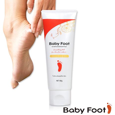 【Baby Foot】 寶貝龜防龜裂滋潤水凝霜60g