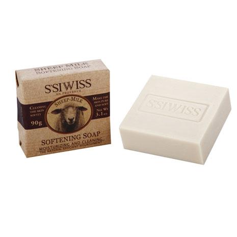 【S'SIWISS】羊奶滋養嫩膚90g