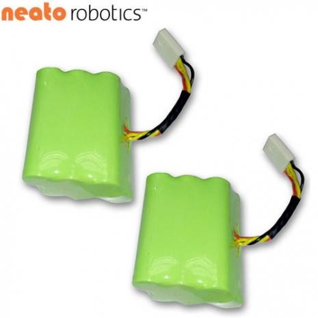 Neato Robotics XV系列機器人吸塵器專用原廠電池(一組兩顆)
