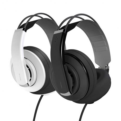 舒伯樂 Superlux 新款 HD681 EVO  專業監聽級全罩式耳機,(附絨毛耳罩) 公司貨,附保卡,保固一年