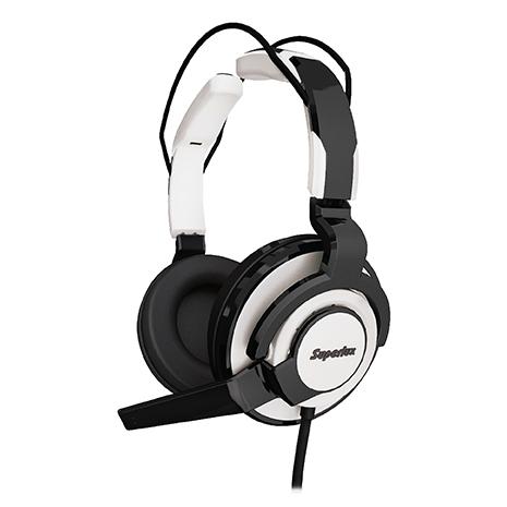 Superlux 舒伯樂 HMC631 專業等級電玩遊戲耳麥, 附收納袋 轉接頭,公司貨