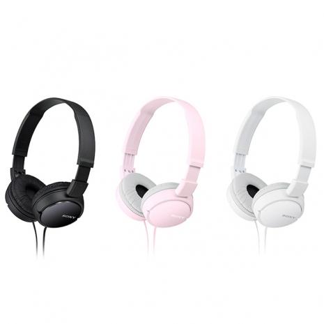 SONY MDR-ZX110  摺疊耳罩式耳機,公司貨附保卡,保固一年