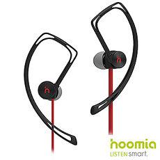 hoomia 好米亞 極輕量 T1 Sport ^(黑紅^)愛 耳掛式耳機