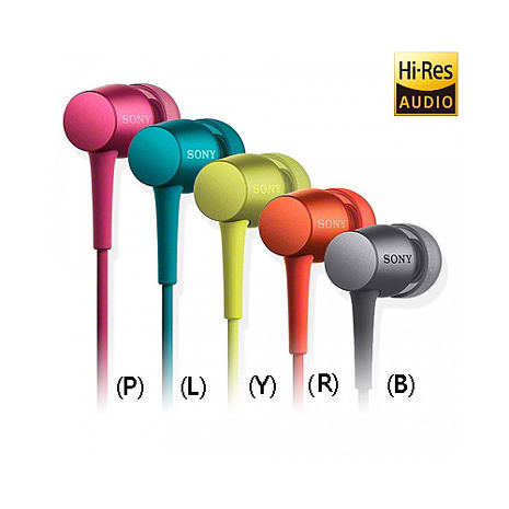 SONY MDR-EX750AP 繽紛色彩Hi-Res音效入耳式耳機