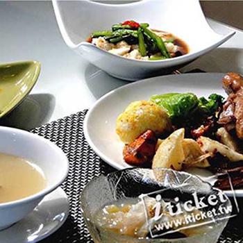 台中中南海酒店 沂庭餐廳 平日早午餐吃到飽【一套兩張】
