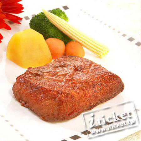 Tasty西堤 牛排餐券(全台通用)[一套四張] (王品系列)