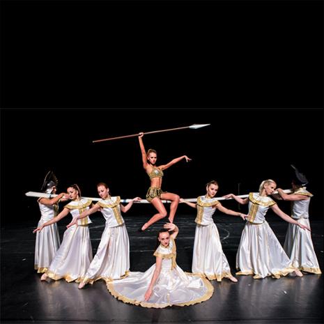 高雄義大皇家劇院 舞戰天神-極限特技秀門票[一套兩張]