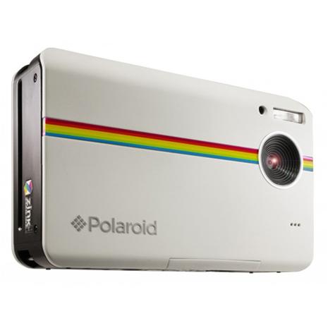 Polaroid Z2300 隨拍隨印數位拍立得相機(公司貨)_白色