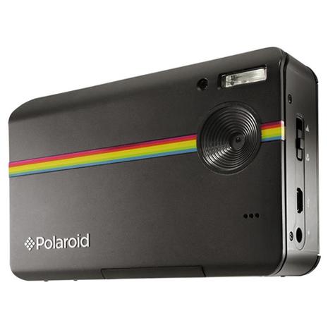 Polaroid Z2300 隨拍隨印數位拍立得相機(公司貨)_黑色