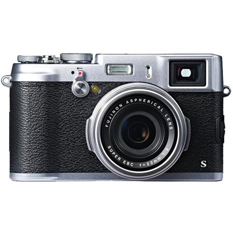 FUJIFILM X100S 經典復古23mm廣角定焦相機(中文平輸)