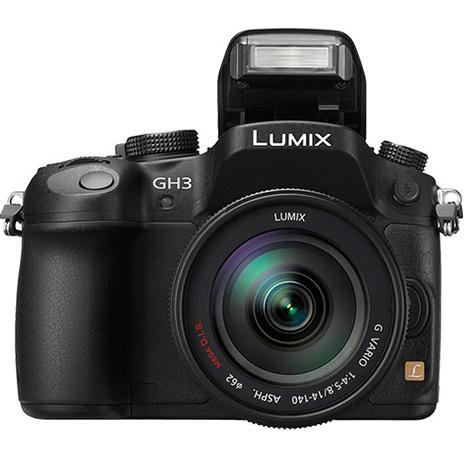 Panasonic GH3+14-140mm變焦鏡組(公司貨)★送32G+UV濾鏡+兩用拭鏡筆等共7好禮