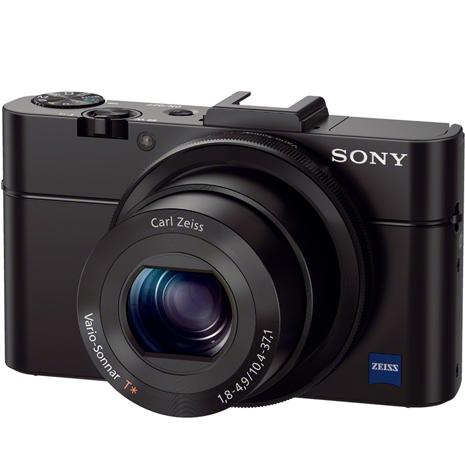 SONY DSC-RX100 II 二代大感光片幅數位相機(公司貨)