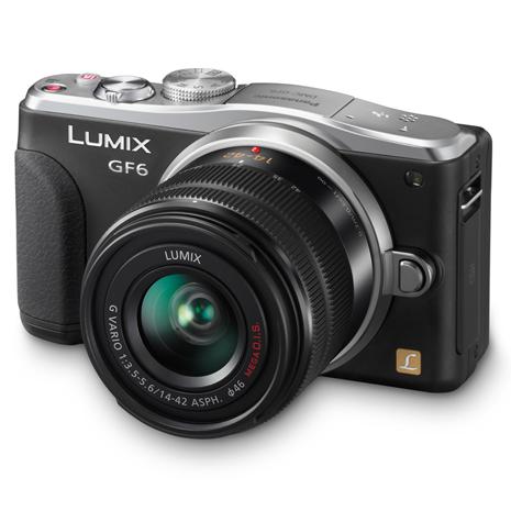 Panasonic GF6+14-42mm II變焦鏡組(公司貨)_黑色★送16G+電池+大吹球+保護貼