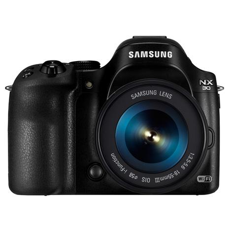 SAMSUNG NX30 18-55mm 變焦鏡組(公司貨)